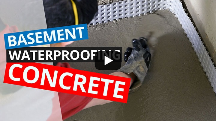 basement concrete repair
