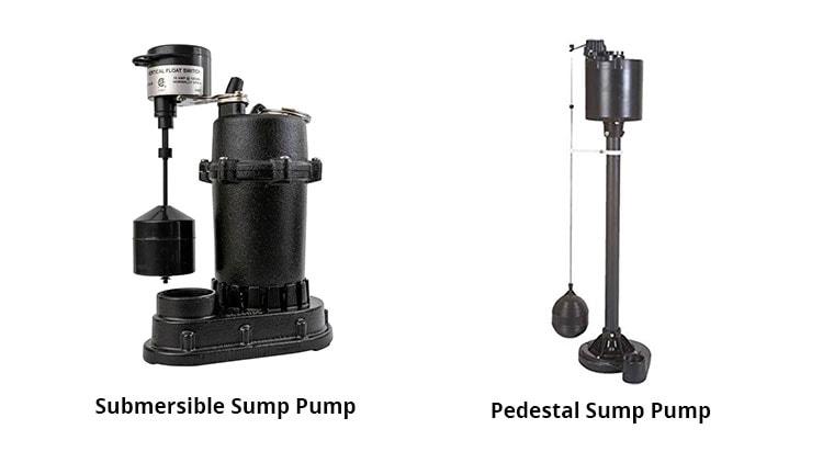 sump pump installers