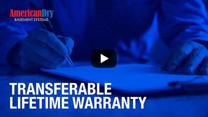 Lifetime Warranty Video